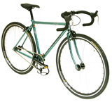 NEW Mercier Kilo WT FREE Brake/Levers