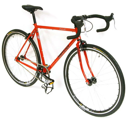 Bikesdirect Fat Tire Mercier Kilo TT Stripper